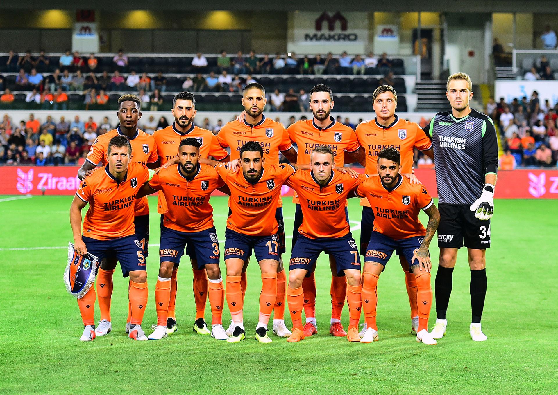 Başakşehir UEFA'da gruptan çıkmayı başardı!